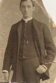 Father Patrick Clune brother to Thomas Clune 1866